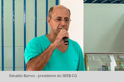 presidente do SEEBCG-MS