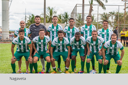 time do Nagaveta